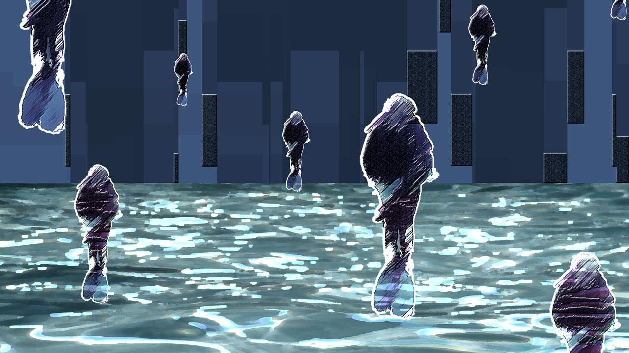 09795 001m Fluxic Flow Mermaid Calls Ranum Electronic
